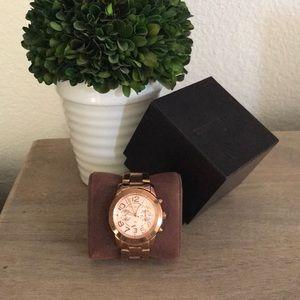 "Michael Khors ""Mercer"" Chronograph Watch"